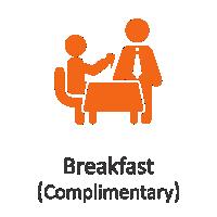 Breakfast (Complimentary)