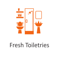 Fresh Toiletries