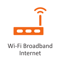 Wi-Fi Broadband Internet