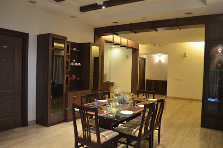 Dinning Room Madhapur (view -2)