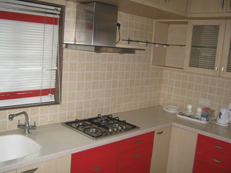 Fully Equipped Kitchen Gachibowli