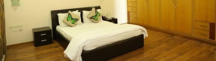 Madhapur Apartment Club Room